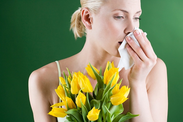 Аллергия.